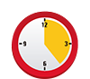 Tempo médio de entrega